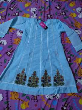 New Cotton Embroidery stitch Frock