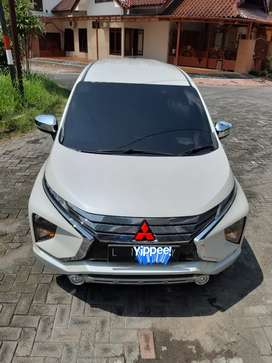 Xpander Ultimate 2018 Matic istimewa sport exceed