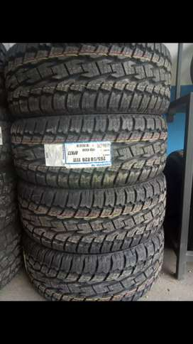 Open country at 265/50-20 jpan perpis hailux fortuner blazer pajero