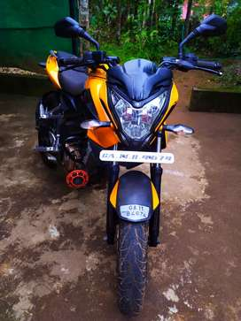 Ns 200 well maintaine bike