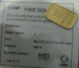 Beli emas antam