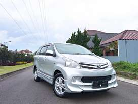 Toyota Avanza 1.5 G luxury Manual 2014 Low Kilometer