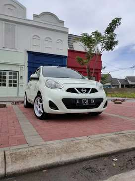 Nissan march 2015 Manual