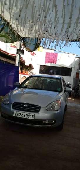 Hyundai Verna 2007 Diesel 122000 Km Driven