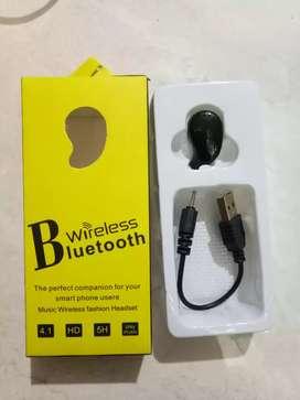 Headset keong bluetooth wireless segel pinzy new jantungacc