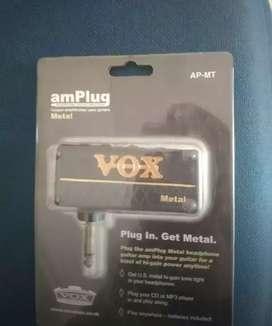 Vox.Amplug Metal