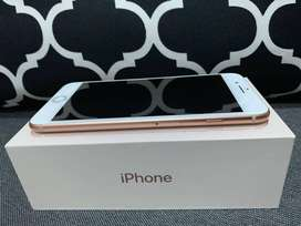 iPhone 8 Plus 256GB Gold Working Condition