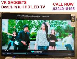 """Brand New Big sale offer 40"""" smart full HD LED with warranty"""