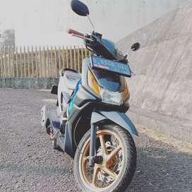 Motor beat karbu