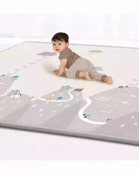Playmate alas main anak, karpet anak anti air