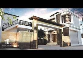 Jasa Arsitek Rumah Tinggal 2 Lantai