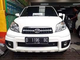 Daihatsu Terios TX Adventure 2012 AT Bandung Low KM