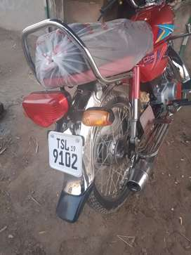 Toba Tak Singh new candition number plate ok