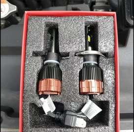 Promo lampu utama LED H4 Autovision LED super terang mantapp