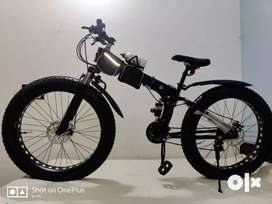 New Fat folding Cycle In multiple Brands (Faridabad)