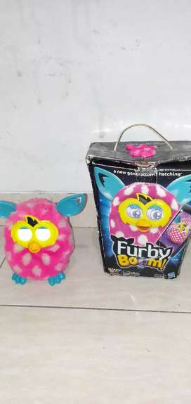 Furby boom seken normal no minus