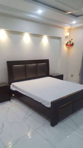 KANAL UPPER FURNISHED BEDROOM WITH ATTACHED BATH AVAILABLE FOR DHA 2.