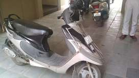Scooty pep plus ready to ride