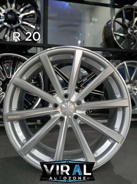 velg racing ring 20 termurah berkualitas pelak lobang 5x114,3 et45
