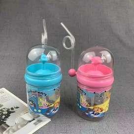 Botol Air Minum Anak Dolphin Lumba-Lumba Children's Pot 250ml