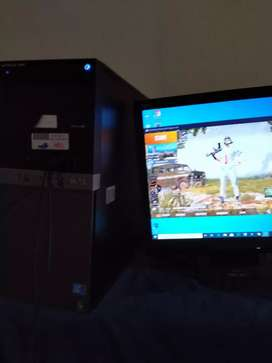 i5 1st generation fulling gaming PC and editing