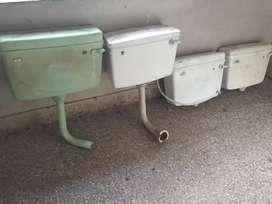 Toilet Flush Tanks
