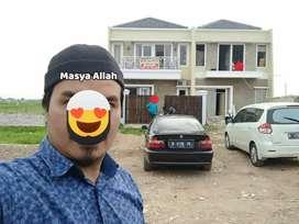 Dijual rumah syariah 2 lantai dekat bandara Soetta Tanggerang