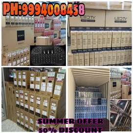 24 INCH LED TV & SONY_ MI_TCL_ONIDA & FOR SUMMER OFFER SALE @6999 ONLY