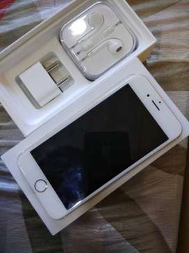IPhone 6s+ 64gb Brand new condition All accessories