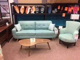 Jual Kursi Sofa Retro Jati #2309