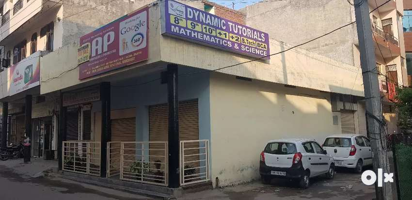 Directly From Owner - Corner Commercial Property Close to Panchkula 0