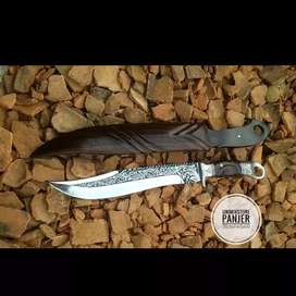 Golok Ukir High Quality sarung triball
