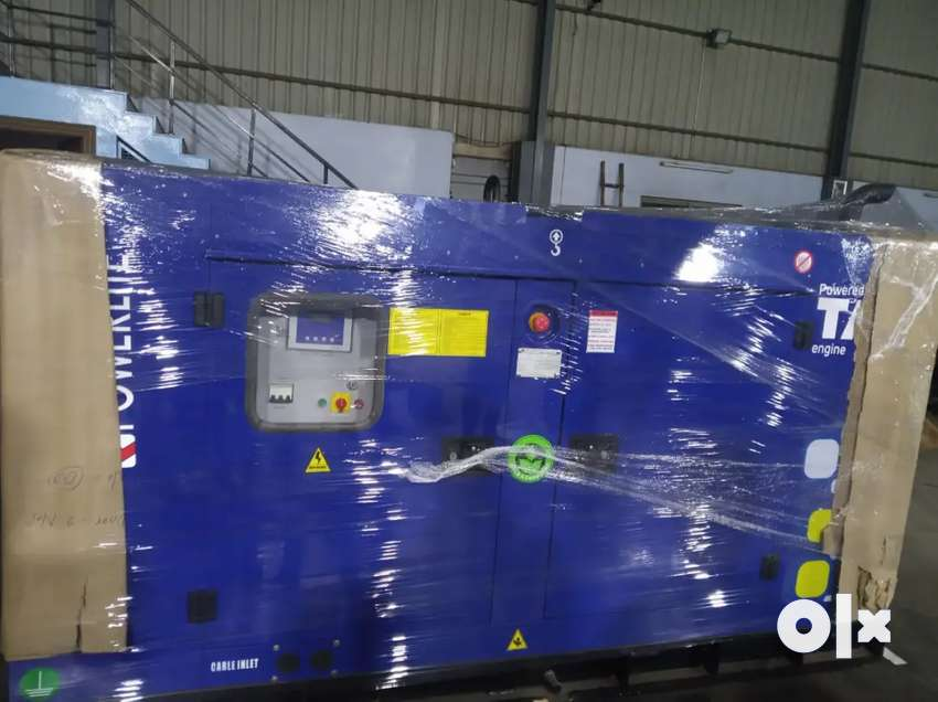 DIESEL GENERATOR SALE, RENT AND SERVICES