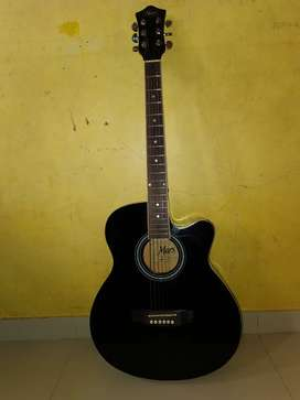 Mars Make  Acoustic Guiter No Use Like A brand New