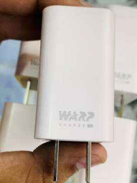 Warp charger onepluse 100% original 6A fast charger