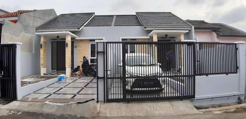 Rumah Kualitas Gedongan Harga Kampungan 0