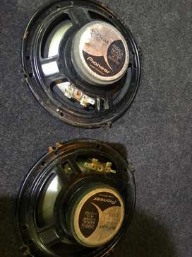 Speaker pioneer 6.5 inch