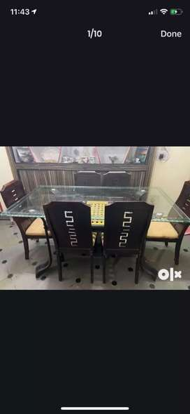 Dinning table for '6' on sale