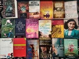 Novels and Books