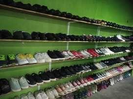 Sepatu seken kulit dan sport import
