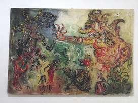 Lukisan Affandi Warisan