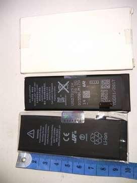 ORIGINAL batery baterai batere battery iphone 5 original 100 % GARANSI