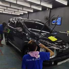 Nano Ceramic, Salon Mobil Fogging Disinfektan & Antibakteri, Kaca Film