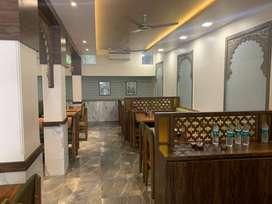 Restaurant on rent at deccan