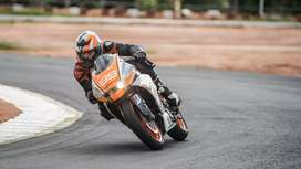 Ktm RC 390 2016 with motogp style modified fairing