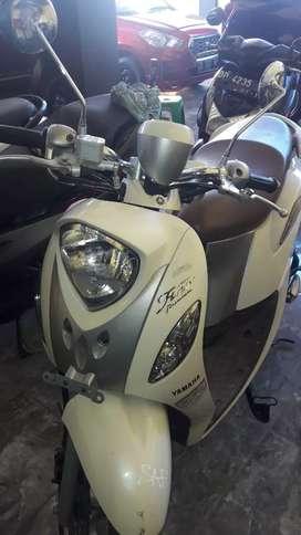 Yamaha fino 2019 ahir