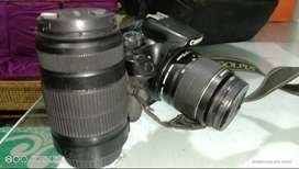 Dslr Camera with lens at the RS 25k