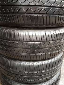 R15 175/60 maxxis best for march dll