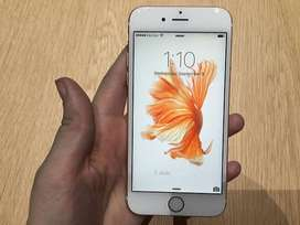 Iphone 6s 64 GB used for 3 months