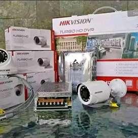 Paket Cctv Hilook torbo HD 2mp wilayah panggarangan